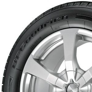 BF Goodrich Advantage tire marking