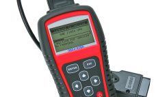 Hand-held OBD2 scantool