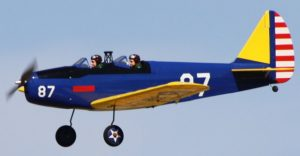 Radio controlled airplane model
