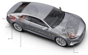 Audi Prologue concept (MHEV)