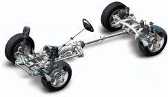 BMW X-drive (4WD) driveline