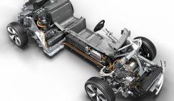 BMW i8 powertrain (PHEV)