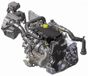 Renault 1.6 dCi engine (Micro Hybrid)