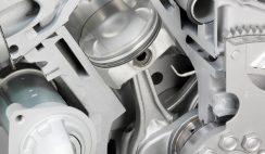 BMW 12 cylinder gasoline engine with TwinPower Turbo