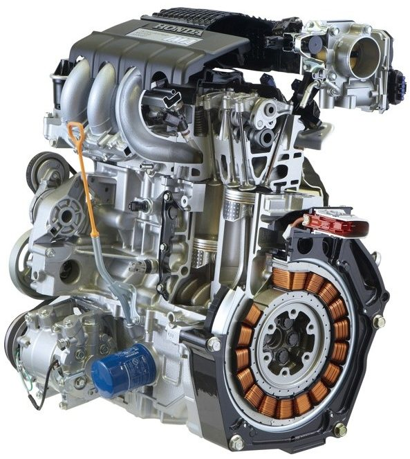 Mild Hybrid Electric Vehicle (MHEV) – architectures – x-engineer.org
