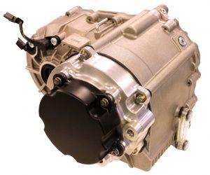 Valeo 48V Electric Rear Axle Drive (ERAD)