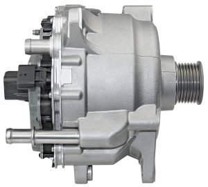 Continental 48V belt starter generator