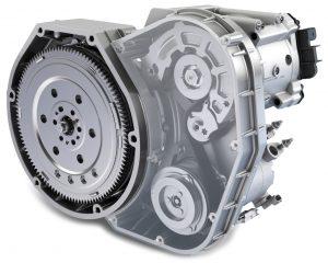 Continental Schaeffler 48V P2 Hybrid module