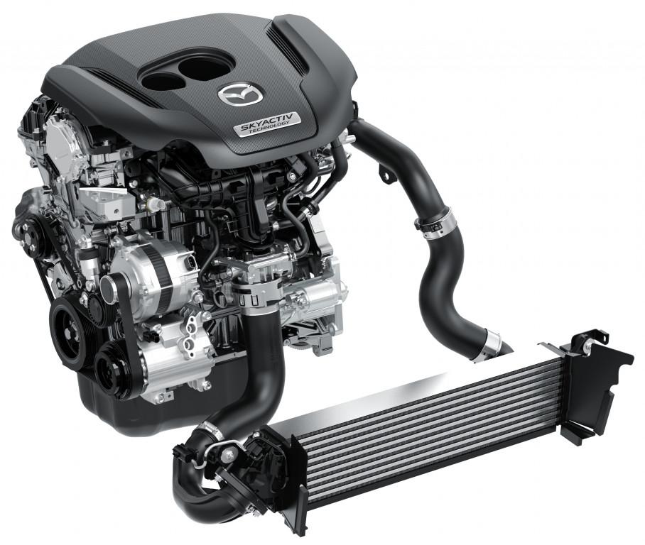 Mazda CX-9 Turbocharged SKYACTIV G 2.5T