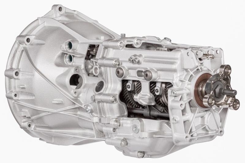 Manual transmission Getrag 6MTI550