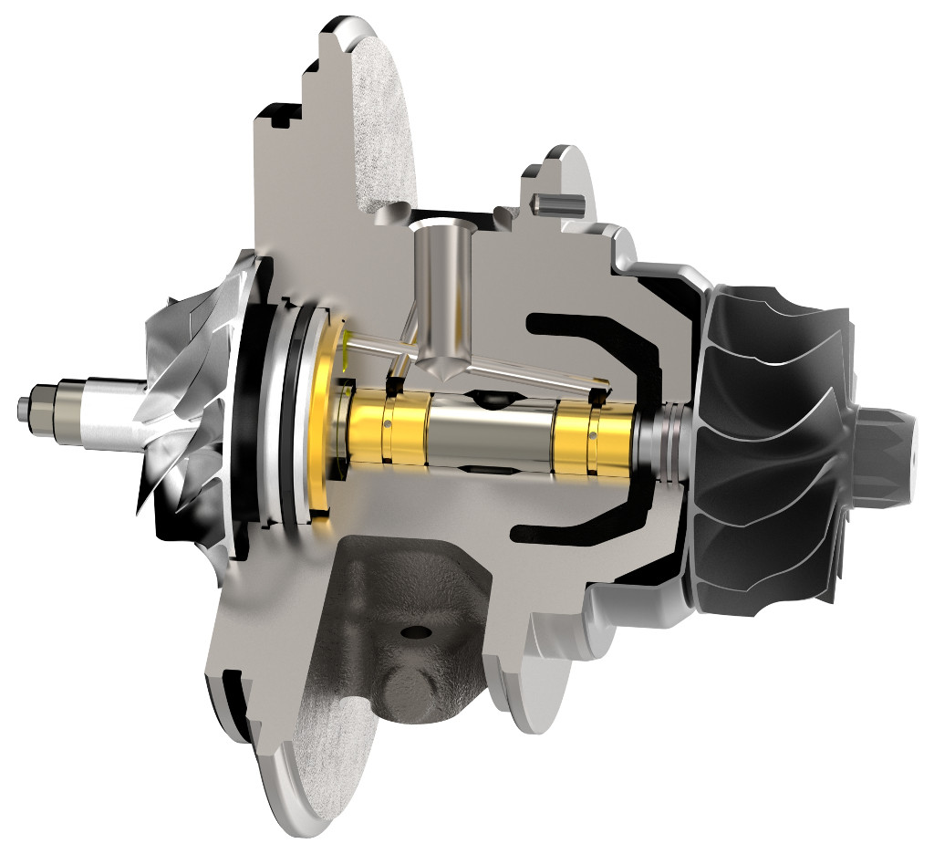 Turbocharger core assembly (BMTS)