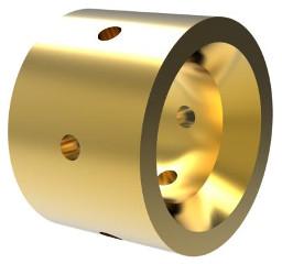 Turbocharger radial bearing (BMTS)