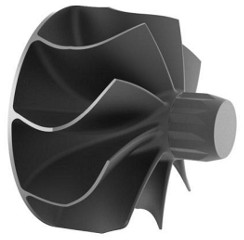 Turbocharger turbine wheel (BMTS)