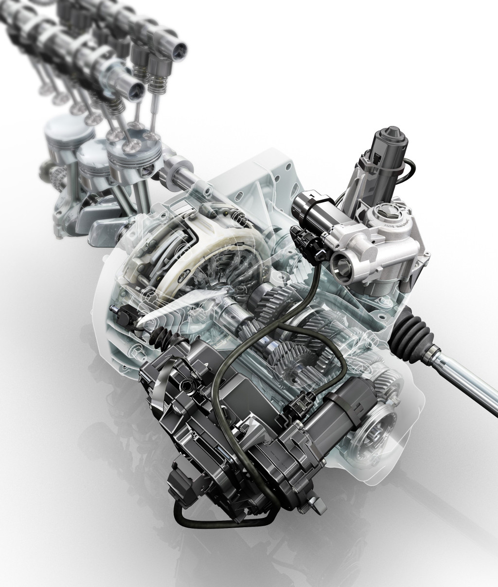 Easy-R automated manual transmission