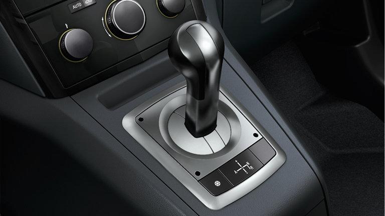 Opel Zafira gear shift lever (AMT)