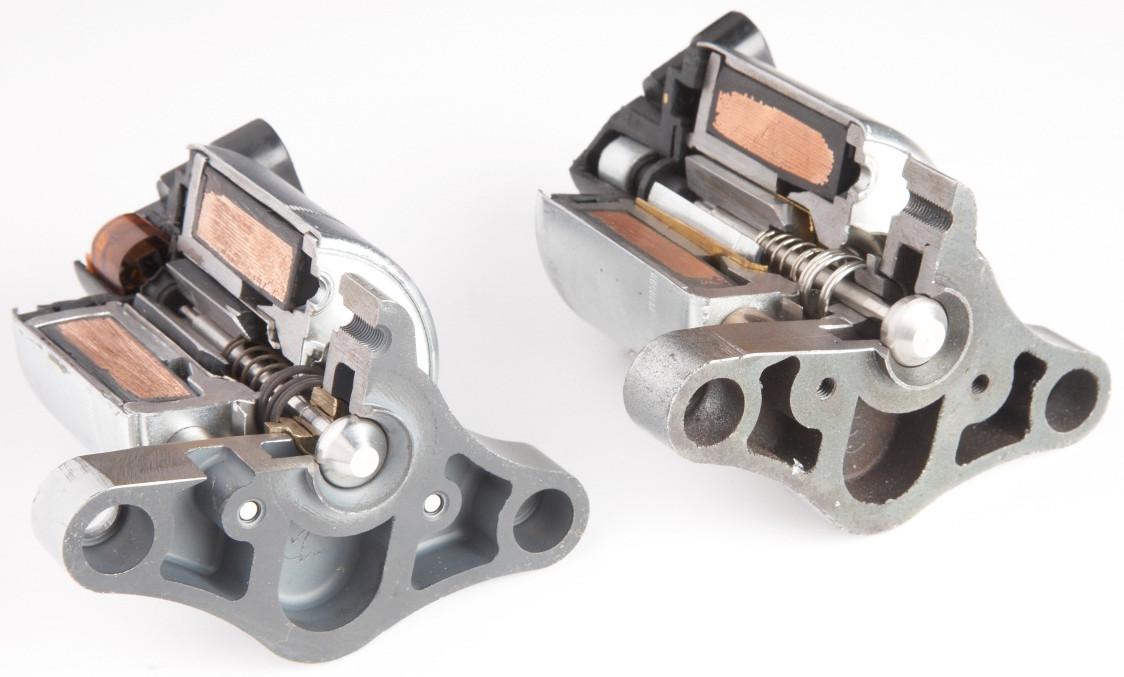 EGR solenoid valve