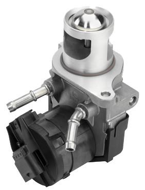 Electrical EGR stroke valve