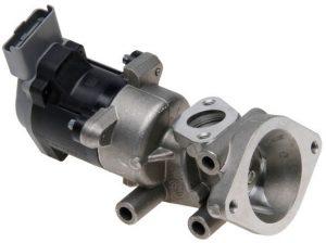 Electrical EGR valve