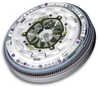 Damped Flywheel Clutch (DFC)