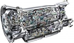 7G-tronic automatic transmission