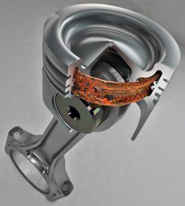 EnviroKool piston cooling technology