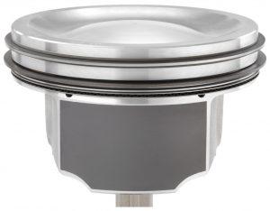 LS9 6.2L V-8 SC piston (aluminium, gasoline/petrol engine with indirect injection)