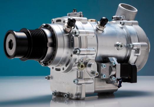 Torotrak V-charge CVT driven Supercharger