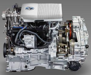 Toyota Hybrid powertrain (1)