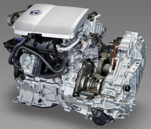 Toyota hybrid powertrain (2)