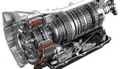 ZF 8P70H full hybrid transmission